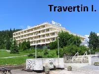 Hotel Travertin I. und II in Vysne Ruzbachy